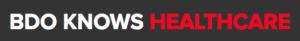 BDO Knows Healthcare logo