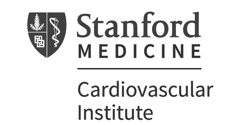 Stanford Medicine Cardiovascular Institute logo