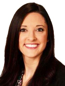 Danielle Lemke, MS, LCGC, headshot