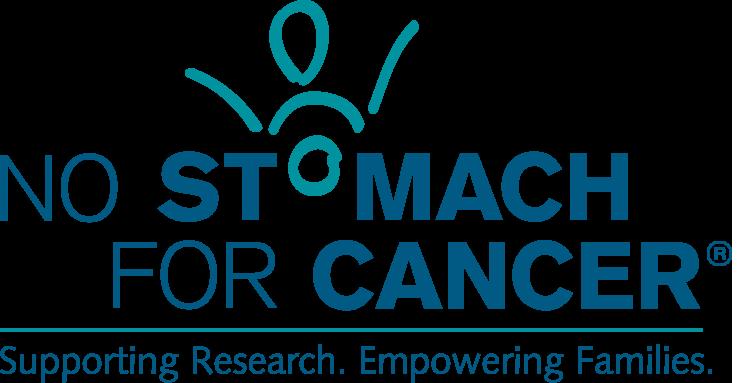No Stomach for Cancer Logo